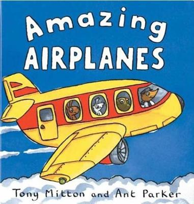 airplane books for kids and children